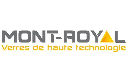 logo mont royal verre