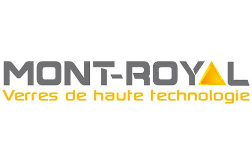 logo mont royal verre